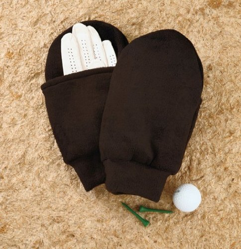 (Hornungs Cold Weather Polartec Fleece Golf Mitt - Keep Hands Warm)