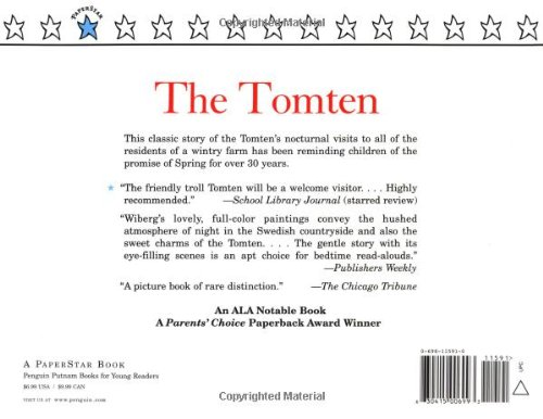 The Tomten: Astrid Lindgren: 9780698115910: Amazon.com: Books
