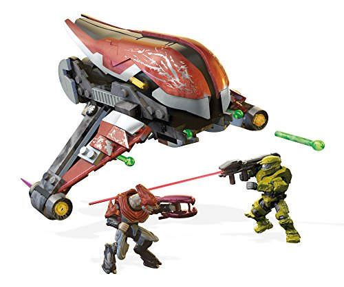 Halo Mega Construx Banished Banshee Brawl! Spartan II Mark I