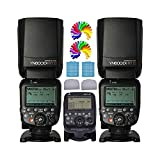 YONGNUO YN600EX-RT II Wireless Flash Speedlite + YN-E3-RT Flash Transmitter Remote Controller Flash Trigger For Canon Digital SLR Camreas