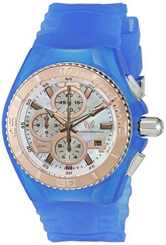 Technomarine Women's 'Cruise JellyFish' Quartz Stainless Steel Casual Watch (Model: TM-115270)