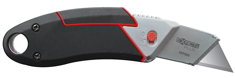 Starrett Exact Plus KUXP060-N Aluminum Retractable Pocket Utility Knife