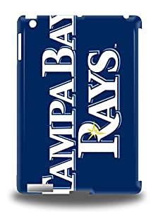 Ipad Air Hybrid Tpu 3D PC Case Cover Silicon Bumper MLB Tampa Bay Rays Logo ( Custom Picture iPhone 6, iPhone 6 PLUS, iPhone 5, iPhone 5S, iPhone 5C, iPhone 4, iPhone 4S,Galaxy S6,Galaxy S5,Galaxy S4,Galaxy S3,Note 3,iPad Mini-Mini 2,iPad Air )