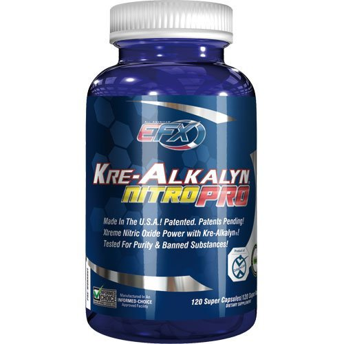 All American EFX Kre-Alkalyn, ...