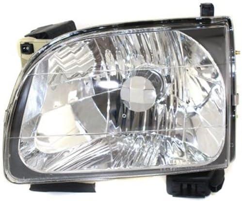 Depo 312-1150L-AF Head Lamp Assembly DRIVER SIDE NSF