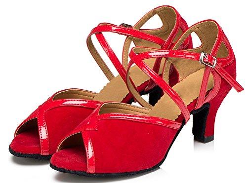 Donna e Moderno Salabobo Red Jazz 50wxRAHtq7