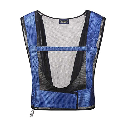 KINGSO Cooling Vest with Vortex Tube and Belt for Welding Operation Work by Compressed Air by KINGSO