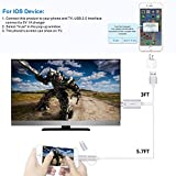 3 in 1 HDMI Cable Adapter,GrayRabbit 1080P