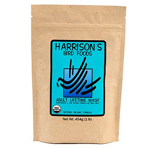 Harrison's Adult Lifetime Mash 1lb by Harrison's Bird Foods