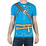 Bioworld Zelda Breath Of The Wild Cosplay Mens T-Shirt (Medium)