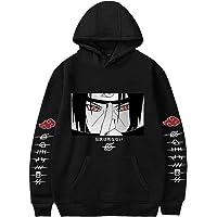 OLIPHEE Naruto Chula Fan Sasuke Anime Uchiha Clan Itachi Sudadera Regalos para Niños