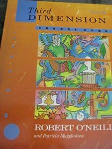 Paperback Third Dimension: Coursebook Book