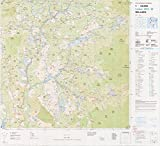 Historic Map | Belajen, Indonesia 1991 | Peta rupabumi Indonesia, 1:50,000 | Antique Vintage Reproduction 18in x 16in