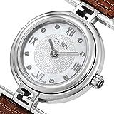 Fendi FENDI Moda quartz Ladies Watch F271242D White Pearl