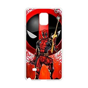 Distinctive deadpool Cell Phone Case for Samsung Galaxy Note4
