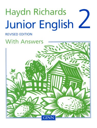 Haydn Richards Junior English Book 2 with Answers: Angela Burt ...