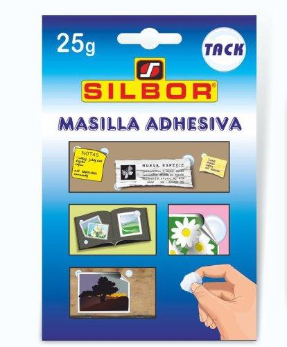 Silbor - Masilla adhesiva TACK 25gr. IMARFE