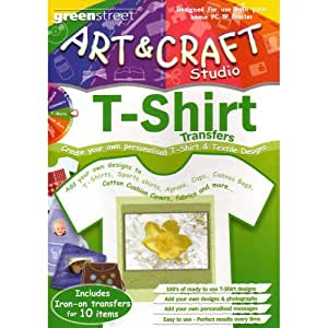 Art And Craft Studio T Shirt Transfer Software