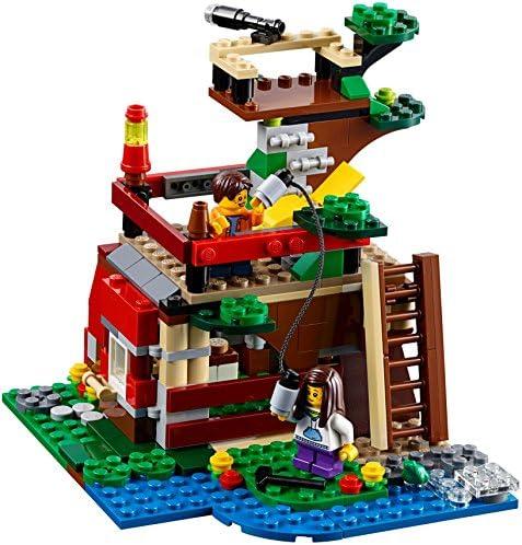 LEGO Creator Boomhut-avonturen bouwset