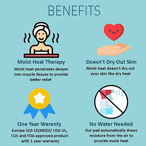 Buy moist heating pads