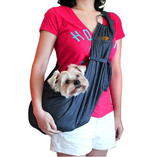 Alfie-Pet-by-Petoga-Couture-3-Piece-Dog-Park-Bundle-Chico-20-Revisible-Pet-Sling-Carrier-Microfiber-Fast-Dry-Towel-Rosh-Collapsible-Travel-Bowl-Color-Denim-Sling-Orange-Bowl