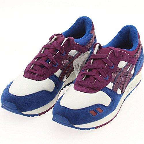 Royal GEL Mens Lyte ASICS White Purple Sneaker III Mens ASICS Tq7wxn8gw