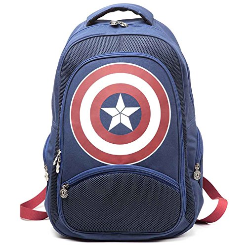 captain america laptop - 9