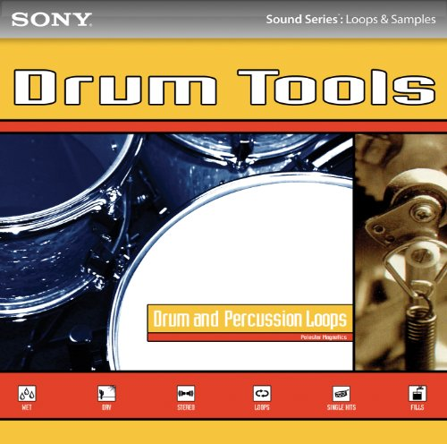 Drum Tools [Download] by Sony