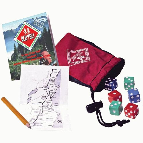 Channel Craft Blisters Dice Game
