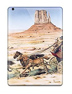 Excellent Design American West Phone Case For Ipad Air Premium Tpu Case by lolosakes