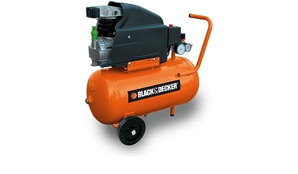 Black+Decker CP2525 - Compresor de aire: Amazon.es: Bricolaje y herramientas