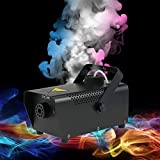 Tomshine 400 Watt Portable Fog Machine with Wired Remote Control for Halloween Wedding Home Party Club Pub Holiday