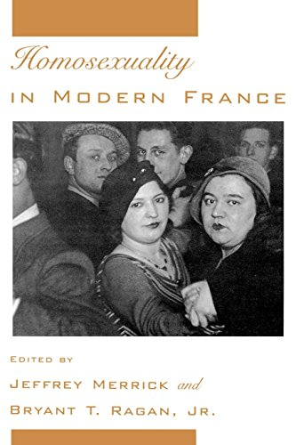 Homosexuality in Modern France (Studies in the History of...