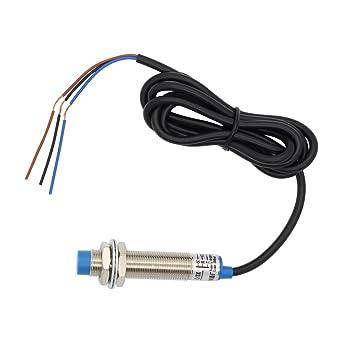 anycubic 4 mm inductiva Sensor de proximidad LJ12 A3 – 4-Z/BX para ...