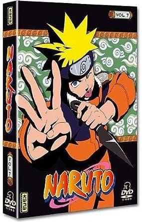 Naruto - Vol. 7 [Francia] [DVD]: Amazon.es: Hayato Date ...