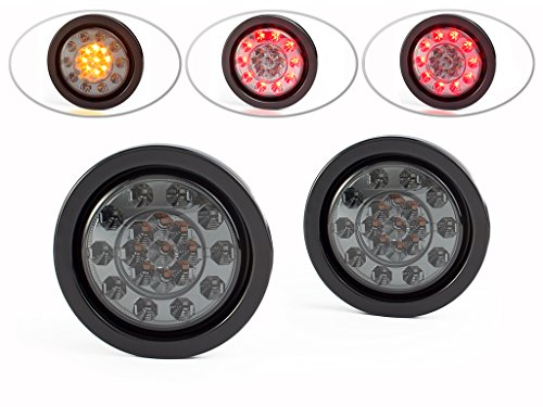 Flush Mount Led Lights Hot Rod