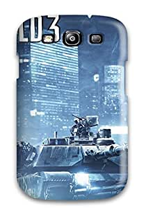 New Arrival Cover Case With Nice Design For Galaxy S3- Battlefield 3 War