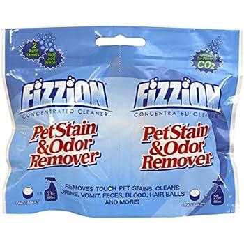 Amazon Com Fizzion Pet Stain Amp Odor Remover Refill