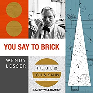 You Say to Brick Audiobook