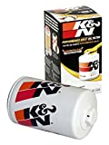 K&N HP-2009 Performance Wrench-Off Oil Filter