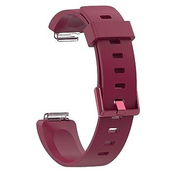 Banda para Fitbit Inspire HR Activity Tracker Smartwatch Reemplazo ...