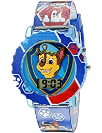 Kids' PAW4015 Paw Patrol Digital Display Quartz Blue Watch