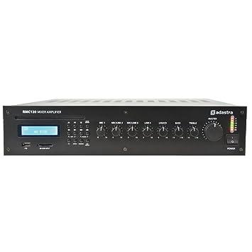 120 W Mezclador Amplificador con CD, Intergral & Integral sintonizador de Radio FM Reproductor de