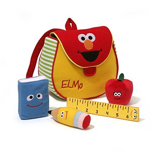 Elmo Book Bag - 2