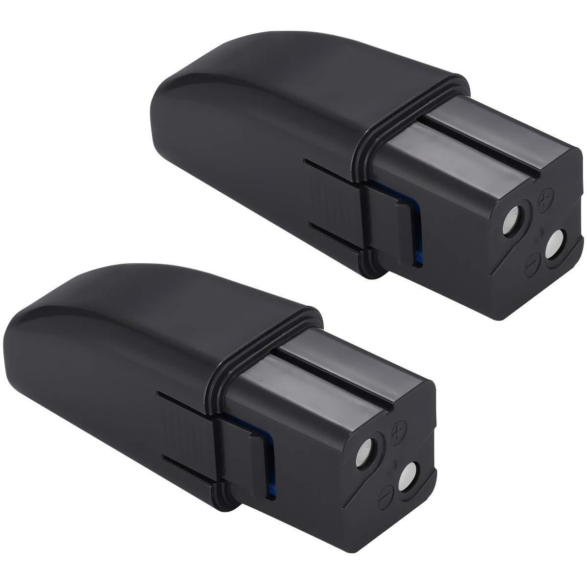ETSUSA Ontel Swivel Sweeper G1&G2 Battery Replacemet Compatible with Ontel Swivel Sweeper G1 Ontel Swivel Sweeper G2 RU-RBG Vacuum Cleaner (Upgraded 2000mAh)