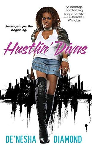 book cover of Hustlin\' Divas