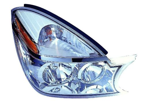 - Depo 336-1112R-AF Buick Rendezvous Passenger Side Replacement Headlight Assembly (NSF Certified)