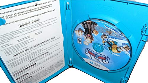 Skylanders Trap Team REPLACEMENT GAME ONLY for Wii U (Renewed) (Only Team Skylander Game Wii Trap)