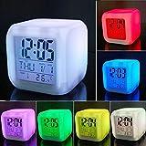 Zinnor (FBA Available) Digital Alarm Thermometer Night...