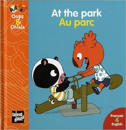 Téléchargement At the park, Au parc epub, pdf